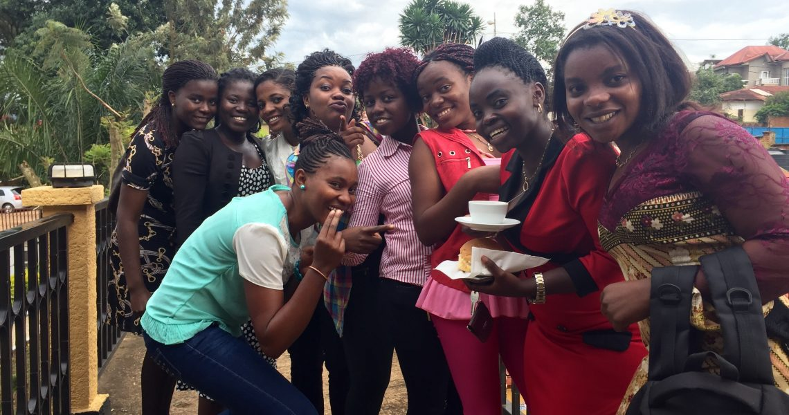 Young Women Leading Change in the Democratic Republic of the Congo