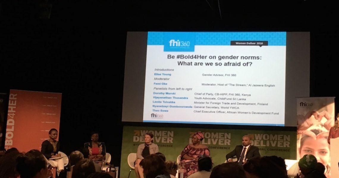 Be #Bold4Her: Erasing Gender Norms