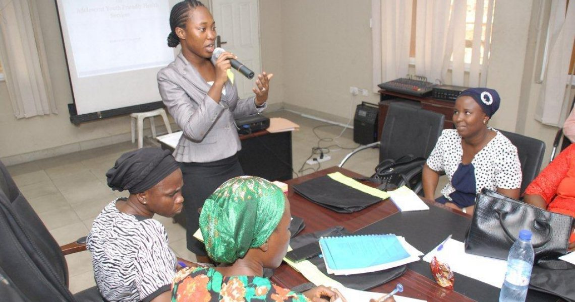 An Interview with Francesca Adeola Abiola, a Youth Champion for Women and Girls