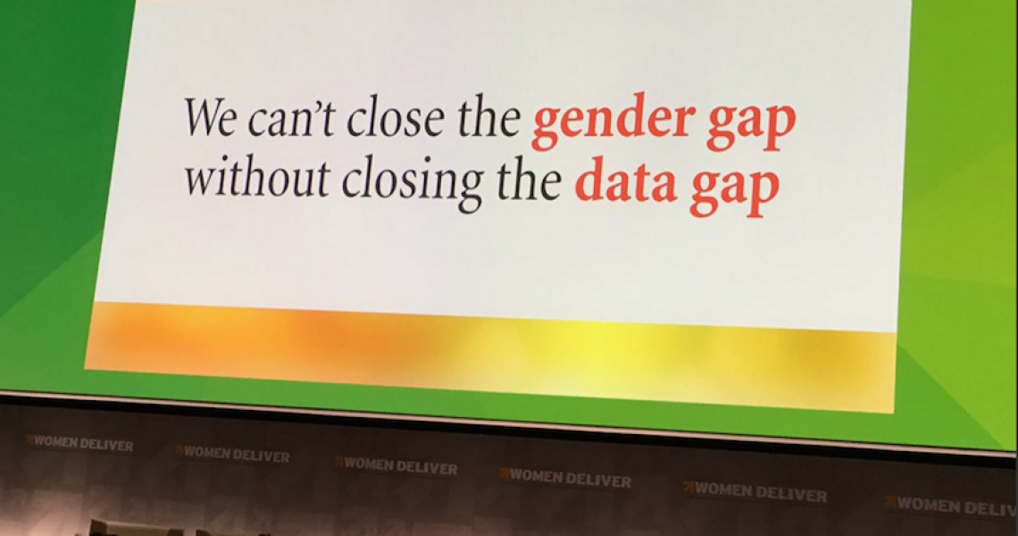 The Importance of Data: To Make Women Count, Count Women