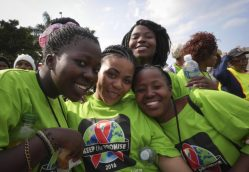Young People's Leadership in Ending AIDS by 2030