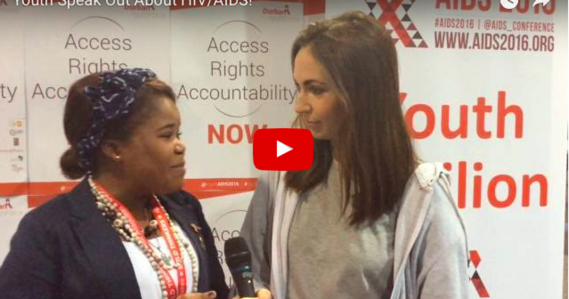 Youth Speak Out About HIV/AIDS!