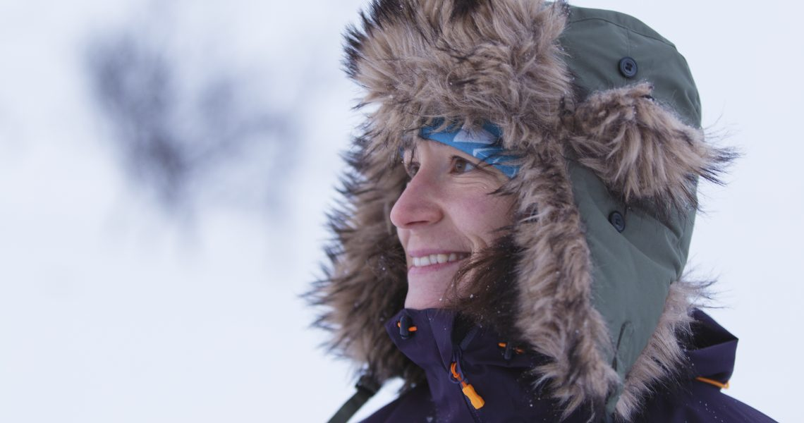 Solo Sister will Ski to the South Pole