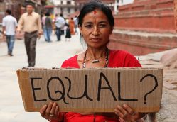 Unequal: How Nepal's Citizenship Laws Prevent Young Women from Achieving Their Dreams