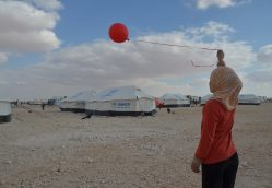 Safe and Sound: Building Emotional Resilience in Refugee Girls