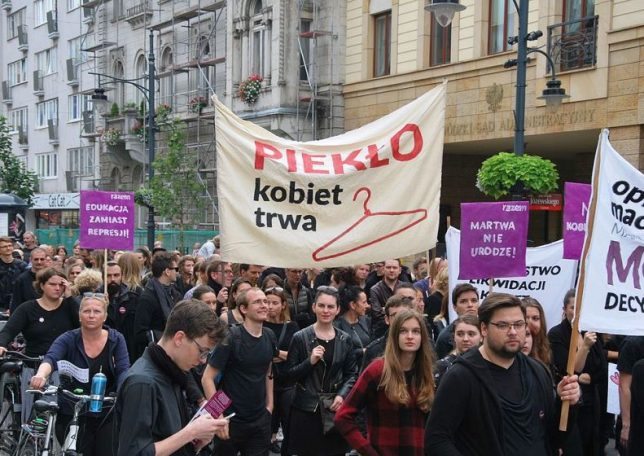 Abortion Rights in Poland: From Legalization in 1959 to Czarny Protest in 2016