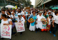 Gender and Colombia's Peace Agreement