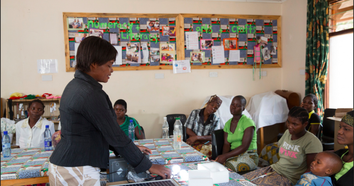 Ending Gender-Based Violence: Health Workers Count