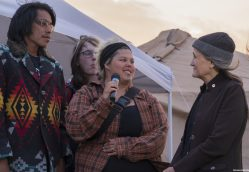 Linking with Those at Standing Rock