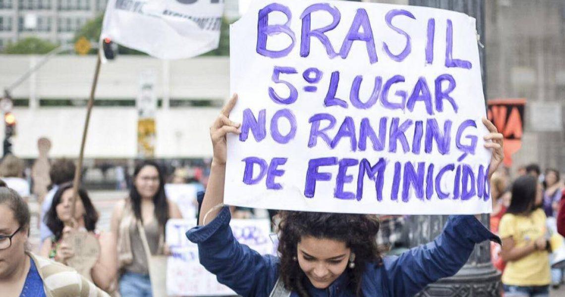 Brazil's Problem: Violence Against Women