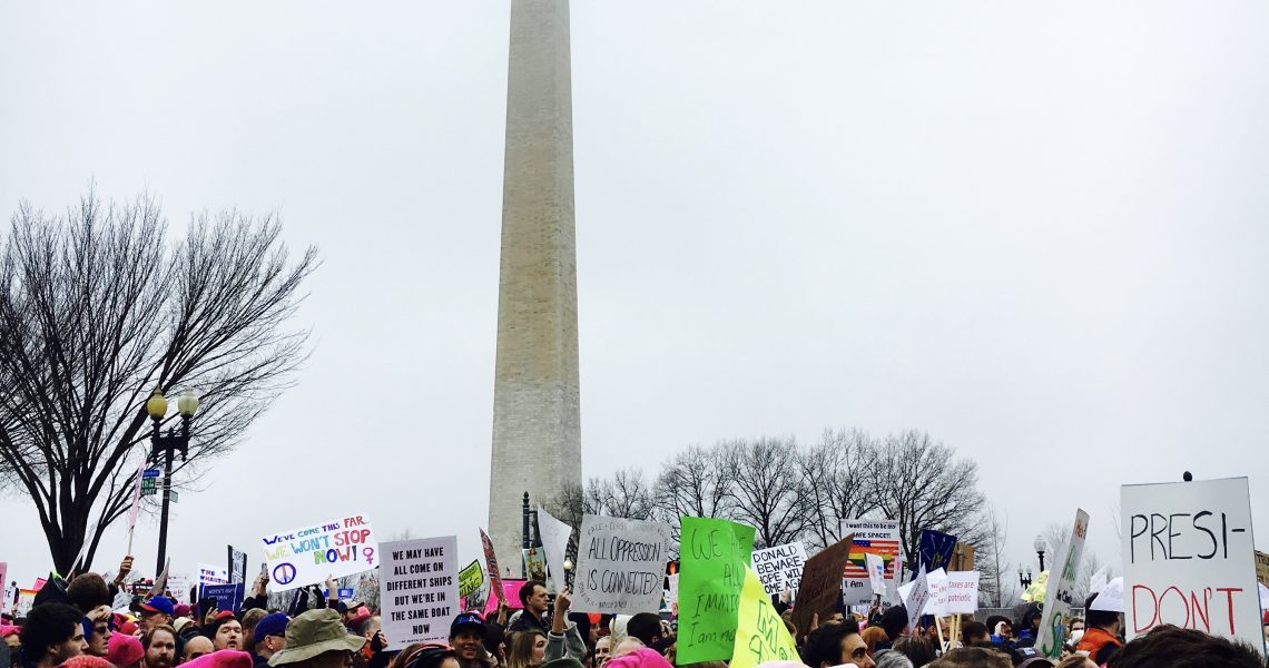 The Women's March on Washington: 5 Lessons in Feminism for My Son