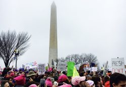 Women's March on Washington: 5 Lessons for my Son