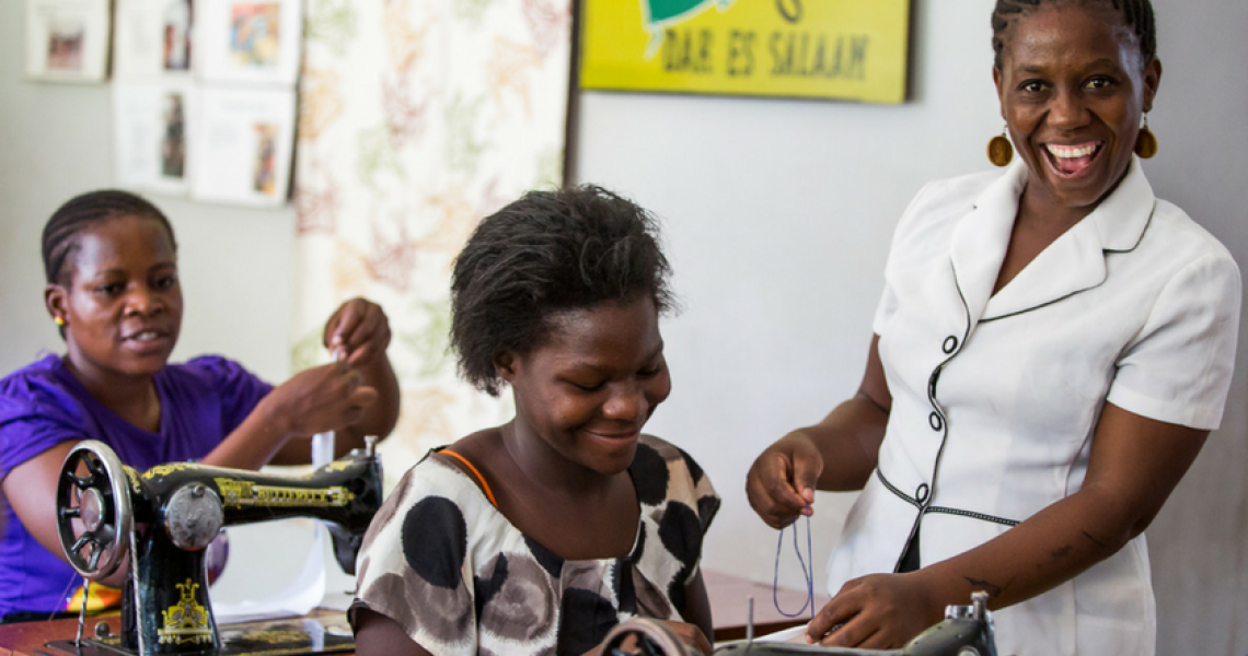 Tragedy to Triumph: How sewing lessons are changing the lives of women with fistula