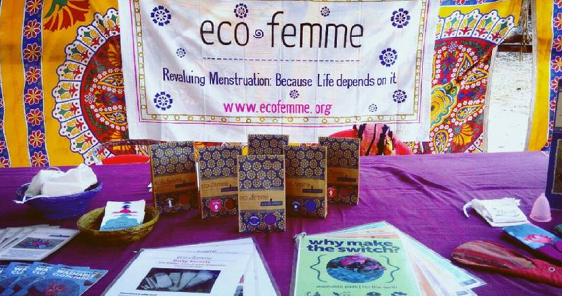 Raising Awareness of Menstruation and Sustainability in India