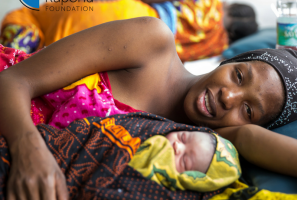 Support Quality Healthcare for Mothers & Newborns in Tanzania