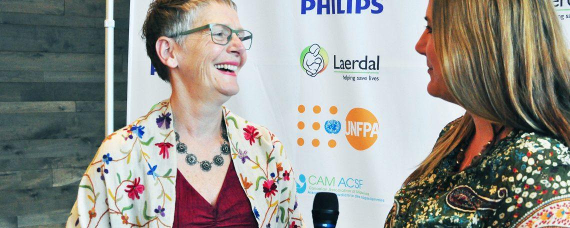 Franka Cadée Calls for Midwives to Take Action