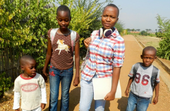 From Child Worker to Girl with Big Dreams
