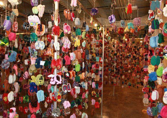 Art Exhibit Demonstrates Scale of Female Gendercide