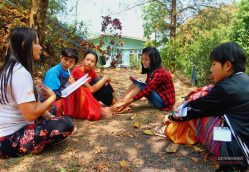 Amplifying Girls' Voices in Myanmar