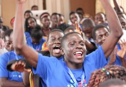 Young People Living with HIV/AIDS: the Y+ Summit