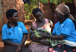 What it's like to be Fancy: Midwifery in Uganda
