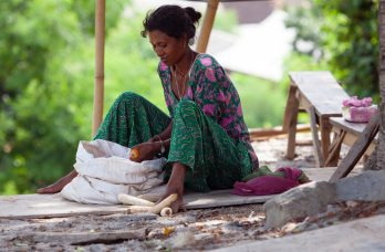 In Her Hands: Normalizing Menstruation in Nepal