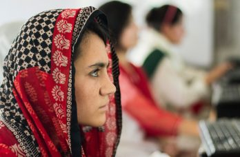 Tech Lab Connects Pakistani Women to the World