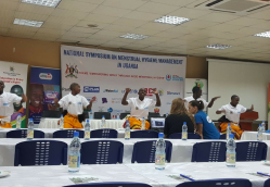 Action Time: Menstrual Hygiene Management in Uganda