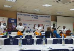Action Time: Menstrual Hygiene Management in Uganda