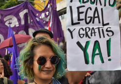 The Fight for Legal Abortions Continues in Latin America