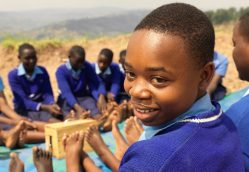 """A world of hope for adolescent girls"" – Olive's story"