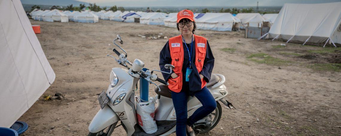 After Disaster Struck Indonesia, I Volunteered to Help