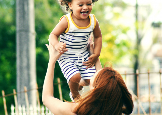 Becoming a Mother can be Good for Your Career