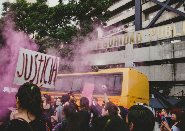 Mexico's Glitter Protests are a Movement Against Violence