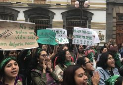 The 'Marea Verde' Demanding Abortion Rights in Mexico