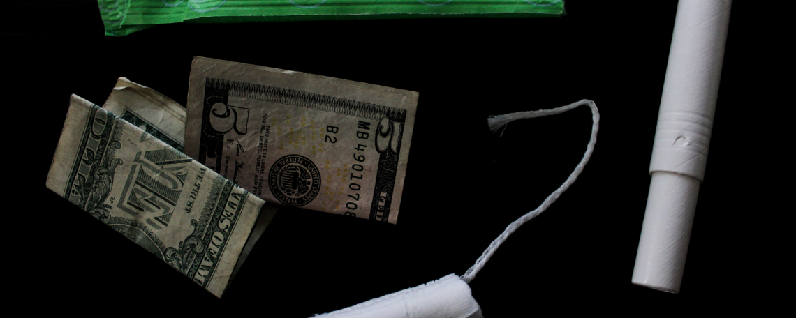 The Global Movement Against the Tampon Tax