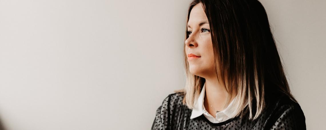 Emma Saloranta Winiecki – Motherhood and Loving Imperfections
