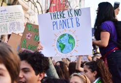 Is the Climate Movement too White?