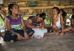 How Young People Tackle the Climate Crisis Threatening their Pacific Island