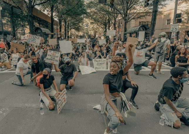 #SayHerName: An Intersectional and International Perspective on #BlackLivesMatter